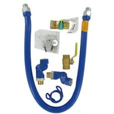 "Dormont 1675KIT2S60 60"" Gas Connector Kit With 2 SwivelMAX™"