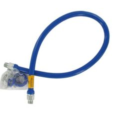 "Dormont 1650BP48-RDC 1/2"" x 48"" Gas Hose Kit Without Disconnect"
