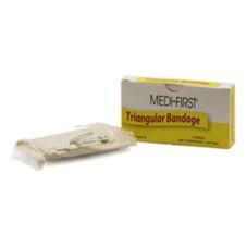 Afassco® 317 Non-Sterile Triangular Bandage - 1 / BX