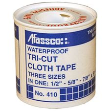 Afassco® 410 Tri-Cut Adhesive 10 Yds. Cloth Tape