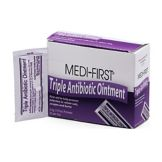 Afassco® 605 Maximum Strength Triple Antibiotic Ointment - 24 / BX