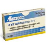 Afassco® 338 Eye Dressing Kit - 4 / PK