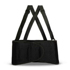 Afassco® 6001 LARGE Black Elastic Size 34-40 Back Belt