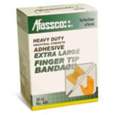 Afassco® 460 XL Coarse Woven Adhesive Fingertip Bandages - 35 / BX