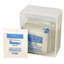 Afassco® 626 Alcohol Wipes - 12 / CS