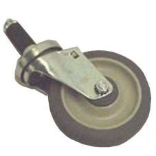 "Caster Connection 540213G11ADA 5"" Swivel Caster for Chicken Rack"