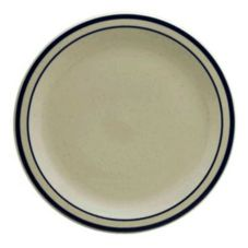 Oneida Rego Blue Ridge Narrow Rim Plate, 7¼""
