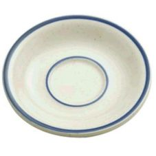 "Buffalo R4238028501 Blue Ridge Ivory Salem 5.75"" Saucer - 36 / CS"