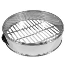"Town Food Service 36518 18"" Stainless Steel Steamer"