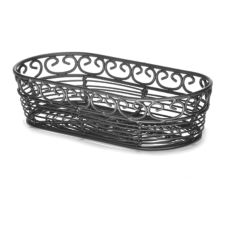 "TableCraft BK21709 Mediterranean Collection 9"" Oblong Basket"