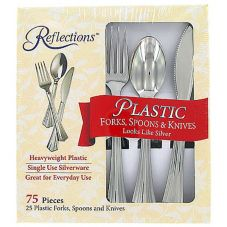 WNA 612375 Reflections™ Cutlery Combo Pack - 450 / CS
