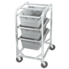 Channel 503LS Stainless Steel Lug Rack with 3 Lug Capacity