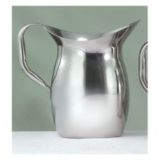 World® Tableware BP-100 Belle Satin Finish S/S 100 oz Pitcher