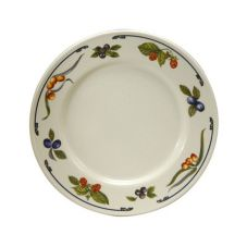 "Oneida® F1000062139 Autumn Orchard 9"" Plate - 24 / CS"