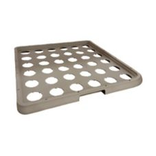 Traex® TRICE36 36 Compartment Ice Tray Rack