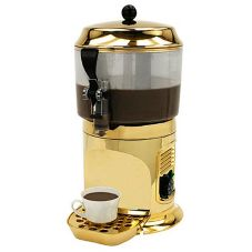 Buffet Enhancement 1BHC245 Gold 5 Liter Chocolate Shot Drink Machine