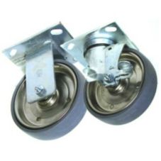 "Alto-Shaam 5008022 (4) 2-1/2"" Stem Casters for Cook-n-Hold Ovens"