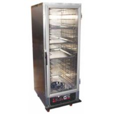 Win-Holt® NHPL-1817-HP Aluminum Mobile Heater / Proofer Cabinet