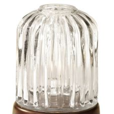 Sterno Products® 85350 Clear Cathedral Globe
