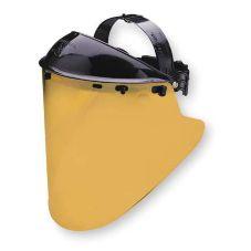 Jackson Safety 14940 Black Spark Deflector Head Gear