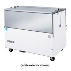 Beverage-Air ST58N-W-02 White Normal Temp S/S Door School Milk Cooler