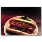 Server Products 86792 Magnetic Chili Sign