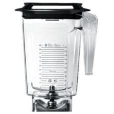 Blendtec® 100363 64 Oz. Polycarbonate Jar Kit with Lid and Blade