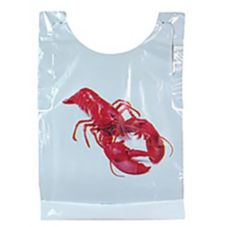 Bunzl 44450310 Lobster Bib - 500 / CS