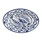 "Steelite Anfora Puebla 13½"" RE Oval Platter"