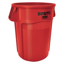 Rubbermaid® FG264300RED BRUTE® 44 Gal Container without Lid