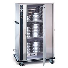 Food Warming Equipment P-90 P-Series Banquet Cart With Push Handles