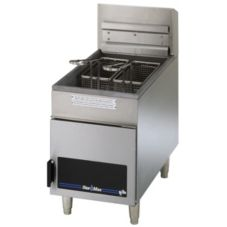 Star® 404F Star-Max® Tube Type Gas Fryer with Twin Baskets
