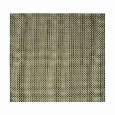 "FOH XPM051GOV83 13"" x 14"" Basketweave Placemat - 12 / CS"
