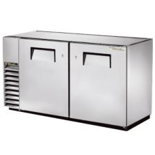 True® TBB-24GAL-60-S-LD Swing Door Back Bar Cooler For 94 6-Packs