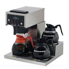 Bloomfield® Koffee King® Coffee Brewer with 3 Warmers