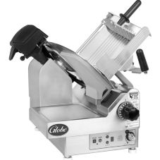 Globe Food 4975N Protech 9-Speed Slicer w/ Precise Edge™ Knife