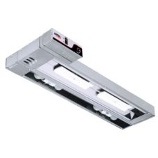 "APW Wyott FDLC-24L 24"" C*Radiant™ Single 780W Heat Lamp"