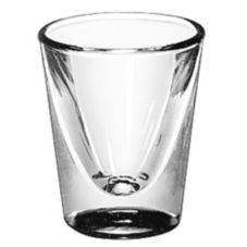 Libbey® 5122 1 Oz. Whiskey Glass - 12 / CS