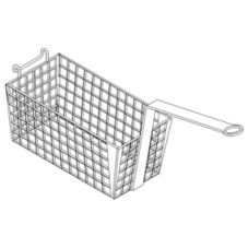 Pitco® Square Basket for Models SG14, SG14R, E14, E14X, E14B