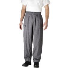 Chefwear® 3500-32 Medium Charcoal Ultimate Chef Pants