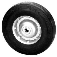 "Win-Holt® 714 Replacement 10"" Semi-Pneumatic Wheel Only"