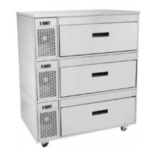 "Randell® FX 3 Drawer 46"" Precision Storage System"