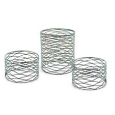 Front Of The House® BRI003PTI20 Patina Wire Riser Set