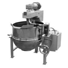 Groen™ DL-80 TA/3 Direct Steam 80-Qt 2/3 Jacketed Kettle / Mixer