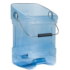 Rubbermaid Blue 5.5 Gal Safety Ice Tote