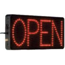 International Patterns LED-OP-1607- Compact LED Open Sign