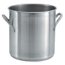 Vollrath® 78630 Classic 38.5 Qt. Stainless Steel Stock Pot