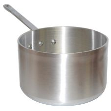 Vollrath® 4110 Wear-Ever® Deep 8.5 Qt. Aluminum Sauce Pan