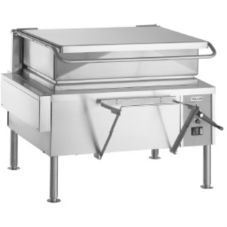 Vulcan Hart VE40 Electric 40 Gallon Braising Pan with Manual Tilt