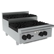 Vulcan Hart VHP424U Achiever Gas Hotplate with (4) 30,000 BTU Burners
